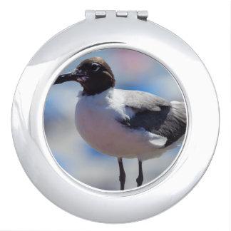 Me A Seagull Travel Mirror