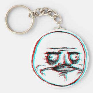 Me Gusta 3D Keychain