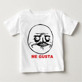 Me Gusta Baby T-Shirt