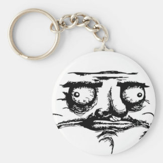 'Me Gusta' Key Chain