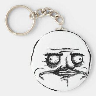Me Gusta Keychain