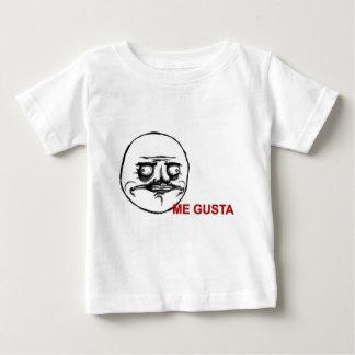 Me Gusta Meme Baby T-Shirt