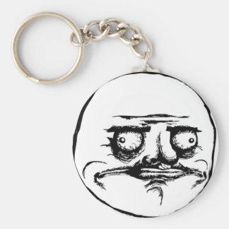 ME GUSTA-meme keychain