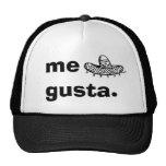 """Me Gusta"" Mesh Hats"