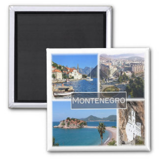 ME * Montenegro Magnet