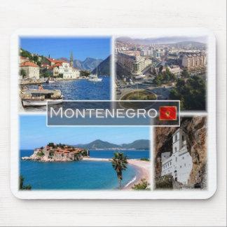 ME - Montenegro - Podgorica - Mouse Pad