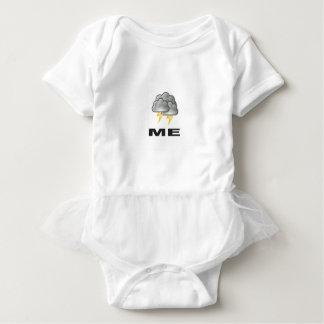 me thunder baby bodysuit