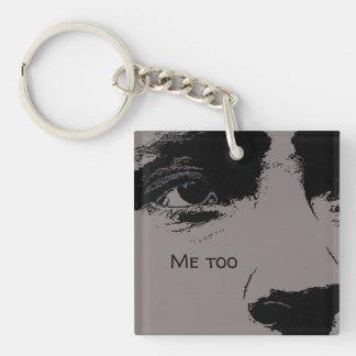 Me too - me to you, acrylic key chain