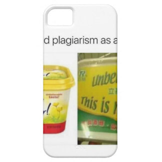 Me trying to avoid plagiarize iPhone 5 covers