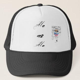 Me vs.Me Trucker Hat