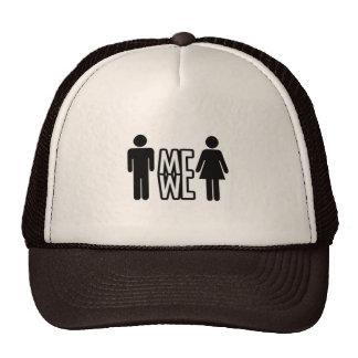 Me & We Trucker Hat