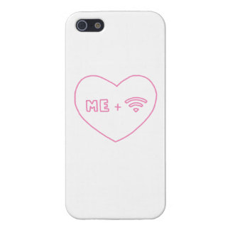 Me+Wifi iPhone 5/5s case