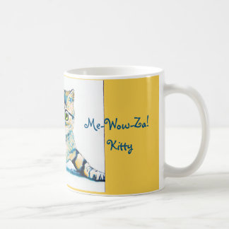 Me-Wow-Za! Kitty Mug