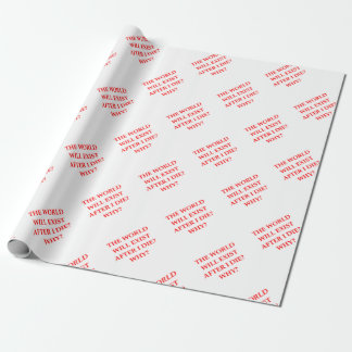 ME WRAPPING PAPER