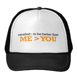 ME>YOU TRUCKER HAT