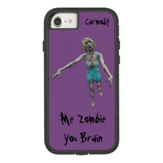 Me Zombie - You Brain Case-Mate Tough Extreme iPhone 8/7 Case