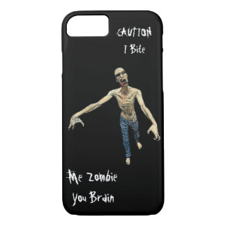 Me Zombie - You Brain For Men And Boys iPhone 7 Case