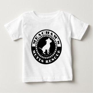 Meachams Mutts Logo Baby T-Shirt