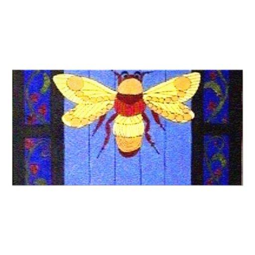 Meade Bee Customized Photo Card