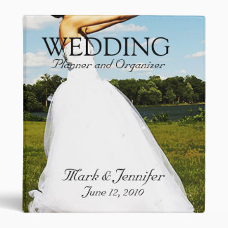 Meadow Bride Wedding Planner Binder