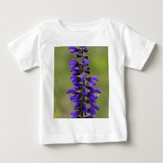 Meadow clary or meadow sage baby T-Shirt