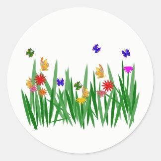Meadow Classic Round Sticker