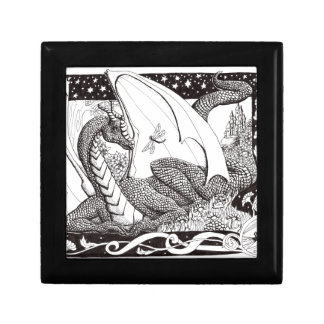 Meadow Dragon Gift Box