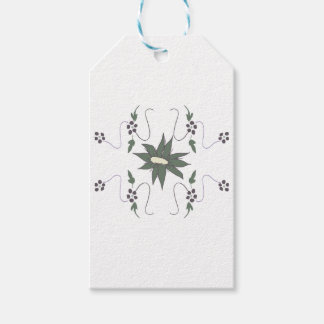 Meadow flower pack of gift tags