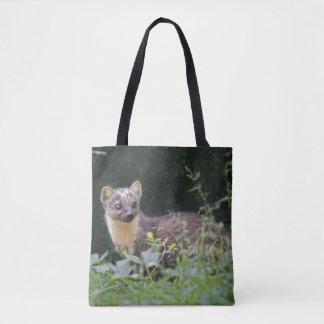 Meadow Marten All Over Print Bag