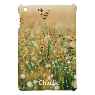 Meadow of Wild Flowers Design iPad Mini Case