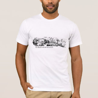 Meadowlands Museum Whimsical Sketch T-Shirt