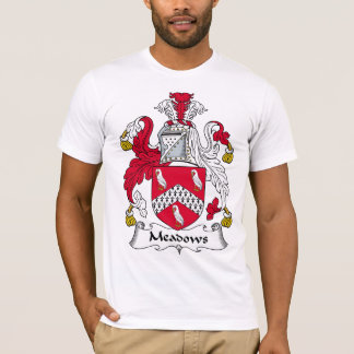Meadows Family Crest T-Shirt