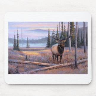 Meadowsong Elk Mouse Pad