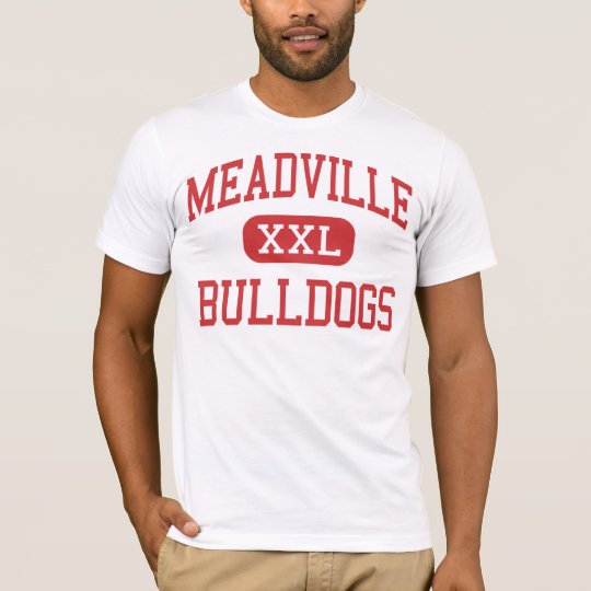 Meadville - Bulldogs - Area - Meadville T-Shirt