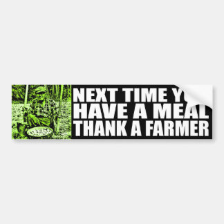 Meal Time? Bumper Sticker