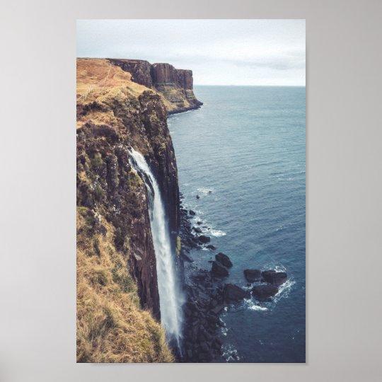 Mealt Falls Landscape | Poster
