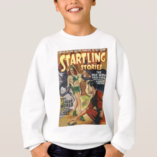 Mean Forest Girl Sweatshirt