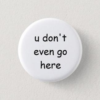 Mean Girls Button