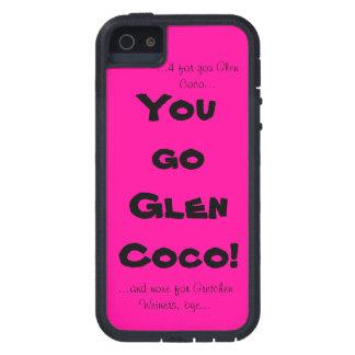 Mean Girls- Glen Coco iPhone 5 Case
