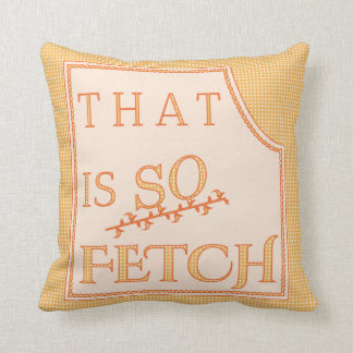 Mean Girls Movie Quotes Pillow