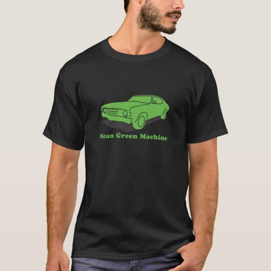 Mean Green Machine T-Shirt