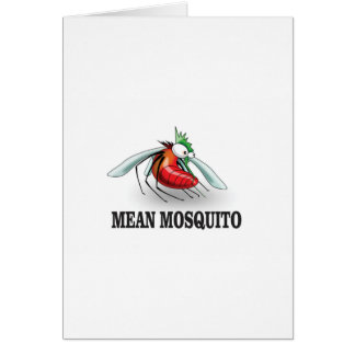 mean mosquito card