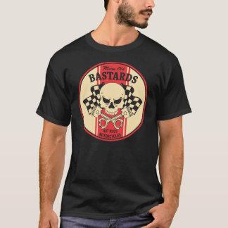Mean Old Bastards Skull T-Shirt