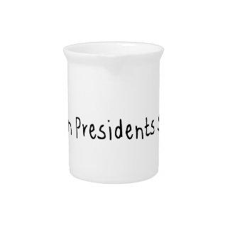 Mean Presidents Suck Pitcher