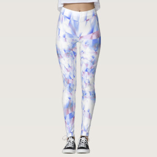 Meandering Crystals Leggings