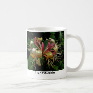 Meaning in Nature: Honeysuckle Coffee Mug