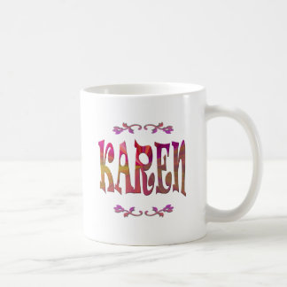Meaning of Karen Mug