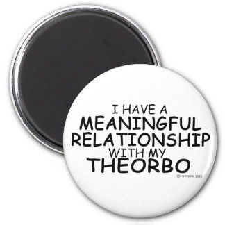 Meaningful Relationship Theorbo Magnet
