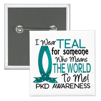 Means The World To Me PKD Buttons