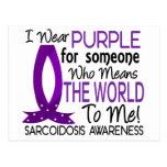 Means The World To Me Sarcoidosis